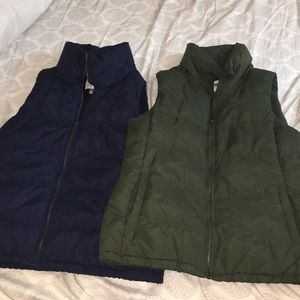 Old Navy Vest Bundle